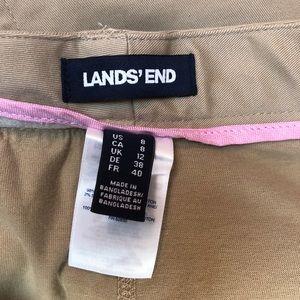 Lands' End Skirts - 🎉3/$35 Lands End Khaki Skirt